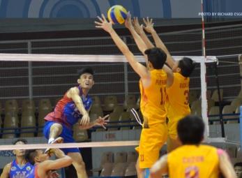 NCAA 91 Men's Volleyball: Mapua vs. Arellano