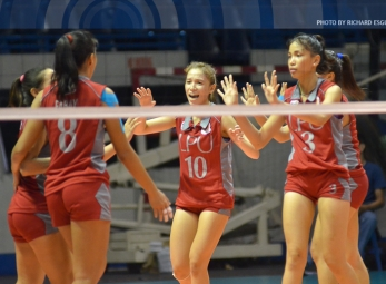 NCAA 91 Women's Volleyball: Lyceum vs. EAC