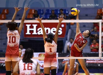 NCAA 91 Women's Volleyball: San Beda vs. Lyceum