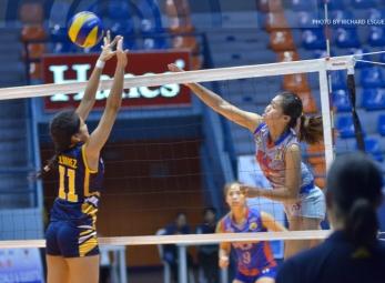 NCAA 91 Women's Volleyball: Arellano vs. JRU