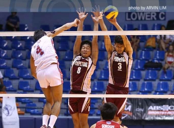 NCAA 91 Men's Volleyball: EAC vs. Perpetual