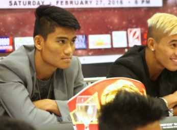 Pinoy Pride 35: Stars of the Future Press Conference