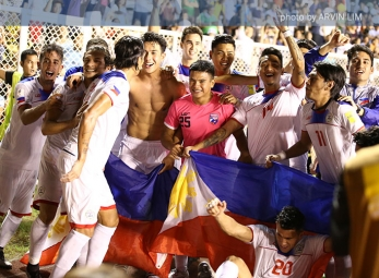 Azkals close out World Cup Qualifiers in dramatic fashion