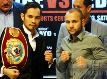 THE TIME HAS COME: Donaire vs. Bedak Press Conference