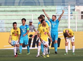 Kaya FC falls to Kitchee again in Rizal heartbreaker