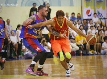Sun Life outshines Kapamilya stars in annual sportsfest