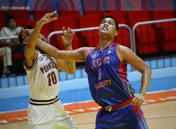 NCAA Season 92 Jrs. Basketball Arellano v UPHSD