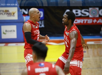 Potts takes charge, lifts Lions over daring Pirates