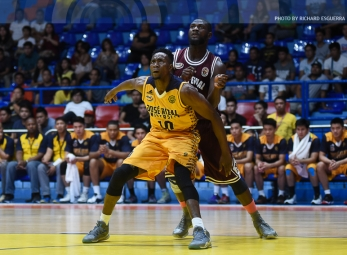 Akhuetie returns to carry Perpetual into win column