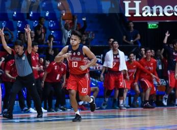 Nambatac bests Jalalon as Letran hands Arellano first loss