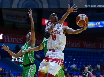 League-leading San Beda pounds on hapless CSB by 27 points