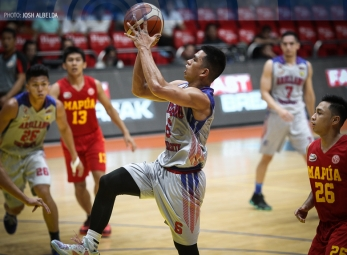 Arellano trips Mapua for first time as Oraeme fouls out