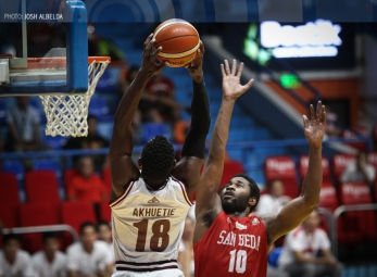 Tankoua makes sure San Beda stays perfect