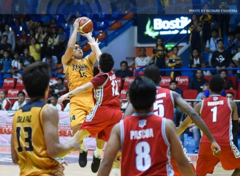 Teodoro saves the day for JRU against fighting EAC