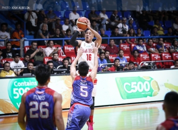 San Beda takes fight out of Arellano to stay spotless