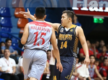 Teodoro drops bombs, JRU sinks LPU for fourth win in a row