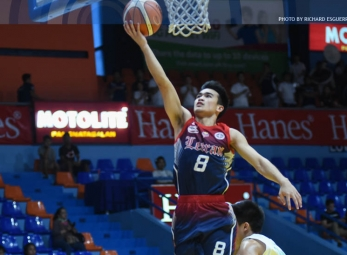 Letran ends drought, demolishes listless CSB