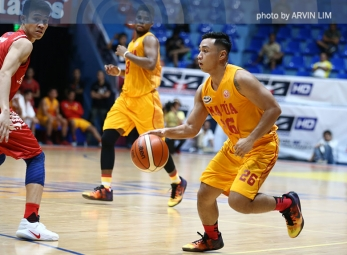 Isit, Mapua down San Beda for first time in three years