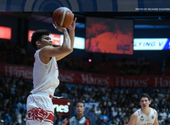 San Beda stops Arellano again, seizes 11th straight top-seed