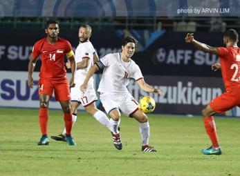 2016 AFF Suzuki Cup: Azkals hold Singapore to scoreless draw