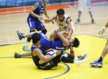 UAAP 79 Jrs. Basketball: ADMU defeats UPIS, 79-55