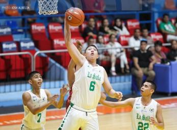 UAAP 79 Jrs. Basketball: DLSZ defeats UE, 86-54