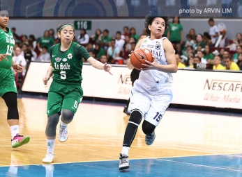 NU fights fire with fire, moves one win away from three-peat