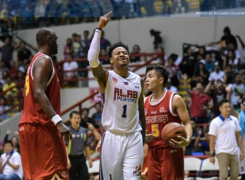 Parks finishes what Domingo started in Alab's wild win