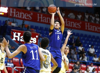 UAAP 79 Jrs Basketball: Ateneo defeats UST, 81-75