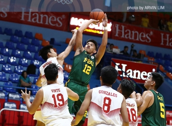 UAAP 79 Jrs Basketball: FEU defeats UE, 94-51