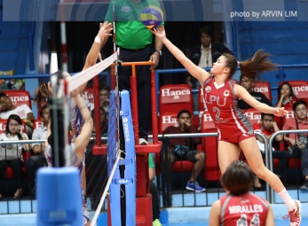 NCAA 92 Women's Volleyball: Arellano vs LPU
