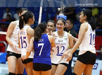 Lady Eagles claw Red Warriors for third straight win
