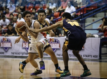 Cignal torches JRU with 44-point blowout