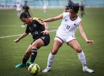 UAAP 79 Women's Football: UST 0 - 0 UP