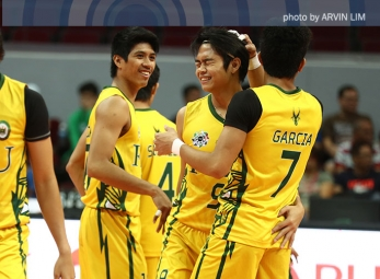 Tamaraws go streaking after goring Tigers in straight sets