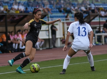 UST stuns Ateneo in women's football to snag solo second
