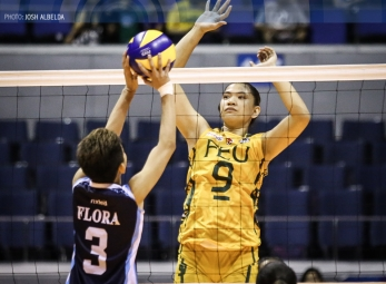 Lady Tams drub Lady Falcons to get back in win column