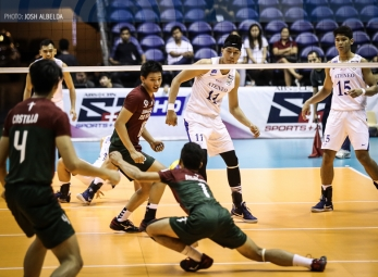 Blue Eagles clinch first Final Four berth
