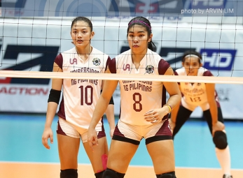 Lady Maroons halt four-game slide