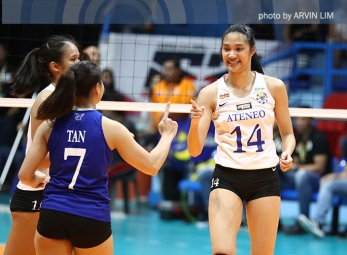 Lady Eagles claw Tigresses for seventh win in a row