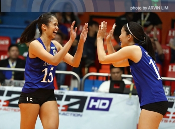Lady Eagles book ticket for eighth straight Final Four stint