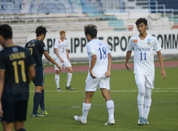 Ateneo hangs on to beat NU off early Gayoso goal