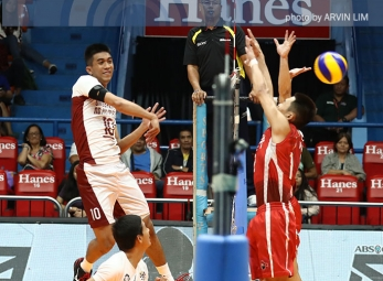 Maroons overpower Red Warriors in three