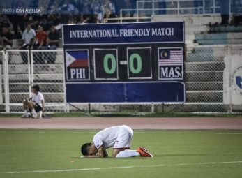 Azkals, Malaysia figure in scoreless draw