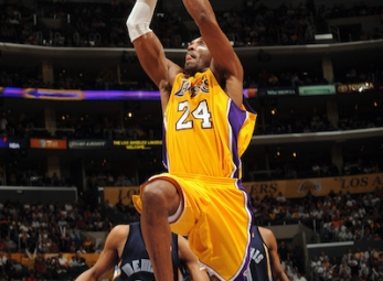 THROWBACK: Kobe has 53 in 2008 loss to the Grizzlies