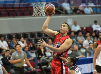 Aces maintain hot streak in the Commissioner's Cup