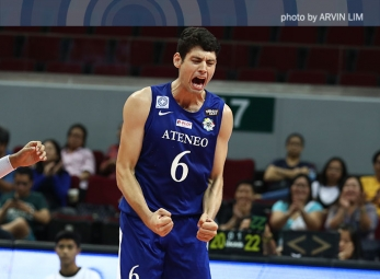 Blue Eagles a win away from outright Finals berth