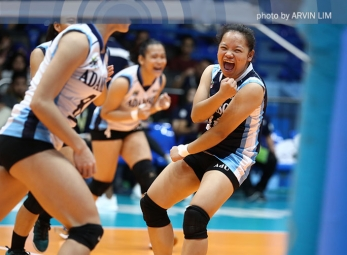 Lady Falcons end 20-game drought, sweep Lady Warriors