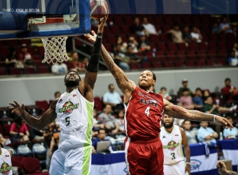 Smith takes charge as Blackwater gets first win