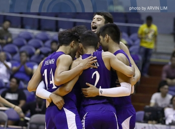 Blue Eagles sweep elims, advance straight to the Finals